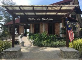 Villa de fedelia