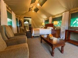 Harties Is Africa Tented Safari Lodge