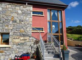 Achill Lodge Guest House, Bunacurry