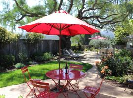 Pepper Tree Cottage in Carmel Valley