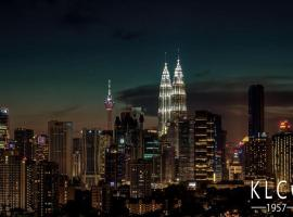 KL Oasis Twin Towers View by KLCC 1957