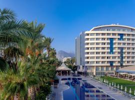 De 10 Beste Hotels Met Jacuzzi In Antalya Turkije Booking Com