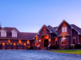 Award Winning Luxury Home on Kinsac Lake