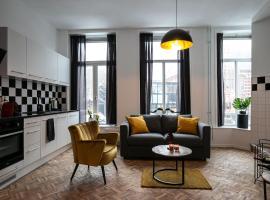 luxury apartment, Suite aan de gracht