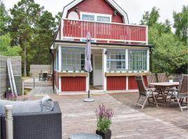 Four-Bedroom Holiday Home in Hollviken