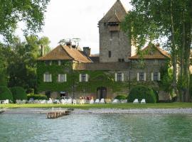 Château De Coudrée - Les Collectionneurs, Сье