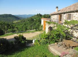 Le Petit Rias, Saint Maurice en Chalencon