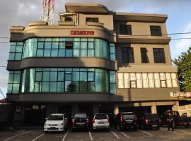 Hotel Semeru, Богор (рядом с городом Bubulak 3)