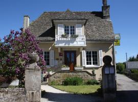 Auberge de Saint Julien Aux Bois, Saint-Julien-aux-Bois (рядом с городом Saint-Privat)