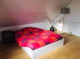 Vierdaagse slaapplaatsen (2-3 personen)