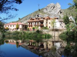 El Rincón de las Hoces del Duratón, Burgomillodo (рядом с городом Valle de Tabladillo)
