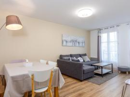 Apartment Bailly Romainvilliers