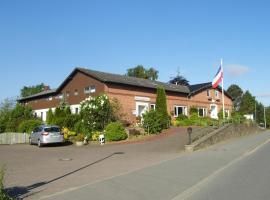 Hotel Katerberg, Ahlefeld (Ascheffel yakınında)