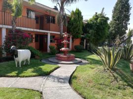 Villas Hotel Cholula