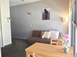 Melbourne cbd apartment