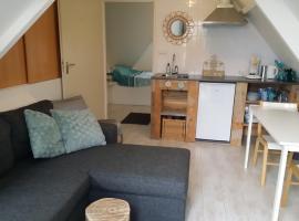 Appartement daar bij de Molen tussen Alkmaar en Hoorn