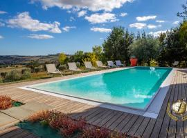 Villa Apollo, surrounded by unspoiled nature