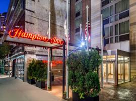 Hampton Inn Manhattan Grand Central