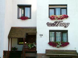 Pension Villa Hany, Mariánské Lázně (Trstěnice yakınında)