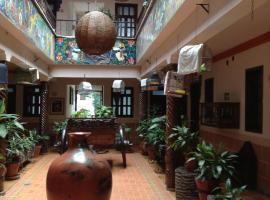 Hotel Regis, Uruapan del Progreso
