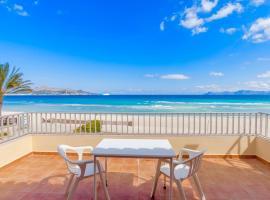 Beachfront House Socias Playa