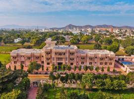 Hotel Pushkar Legacy