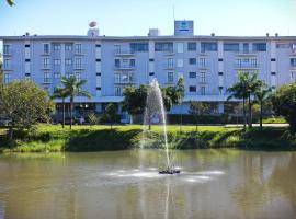 Bristol Zaniboni Hotel - Flexy Category, Mogi-Mirim (Mogi-Guaçu yakınında)