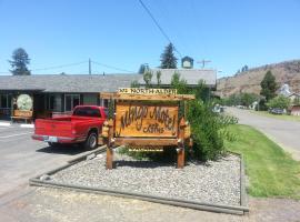 Mingo Motel, Wallowa (in de buurt van Enterprise)