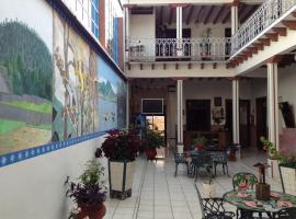 Posada Morelos, Uruapan del Progreso