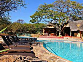 Unlimited Luxury Lodge in Kasane