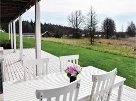 Four-Bedroom Holiday Home in Hammar
