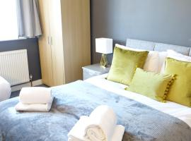 London Heathrow Airport Rooms T.G by C&P