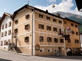 Hotel Alpina, Sta Maria Val Müstair (Valchava yakınında)