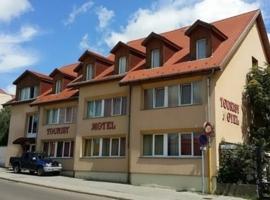 Turist Motel Eger