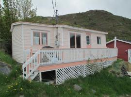 Caplin Cottage, Petty Harbour (Witless Bay yakınında)