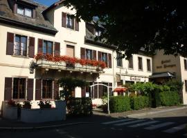 Hôtel des Vosges, Obernai