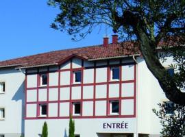 Hotel The Originals Dax Nord Les Bruyères (ex Inter-Hotel)