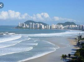Flat Pitangueiras , 2 dormitórios, 100 m praia