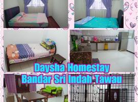 Daysha Homestay Tawau
