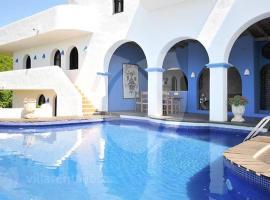Amazing villa Cala Moli Ibiza