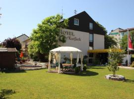 Hotel Am Kurpark, Bad Wimpfen (Bad Rappenau yakınında)