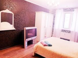 Apartment on Yakhtennaya 32