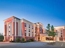 Hampton Inn Suites Providence Smithfield 3 Star Hotel 1 2 Miles From Bryant University