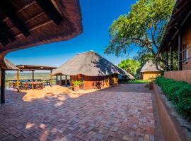 Mvubu River Lodge & Spa