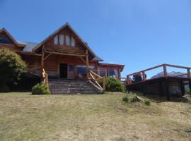 Pueblo Alto Lodge