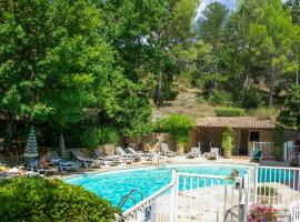 Villa Borghese, Gréoux-les-Bains
