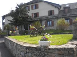 Hôtel La Randonnée, Nasbinals (рядом с городом Aubrac)
