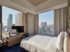 HOTEL in 9 Coex Center Gangnam