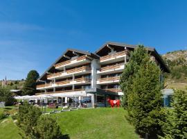 Golfhotel Riederhof, Riederalp