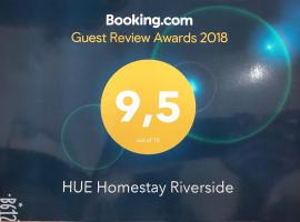 Hue Homestay Riverside
